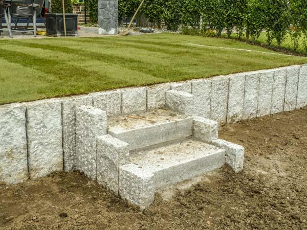 palissade granit awesome pose de palissade en granit with palissade granit trendy palisaden. Black Bedroom Furniture Sets. Home Design Ideas